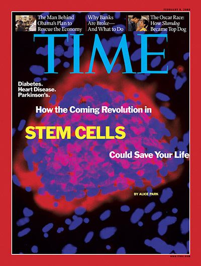 Author & Adult Stem Cell Scientist