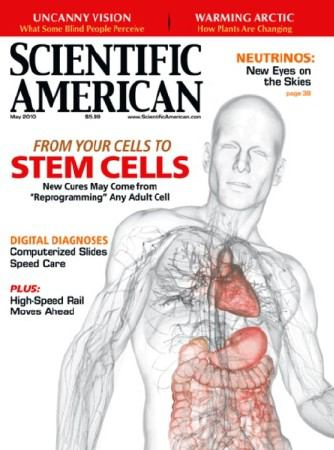 Author and Adult Stem Cell Scientist