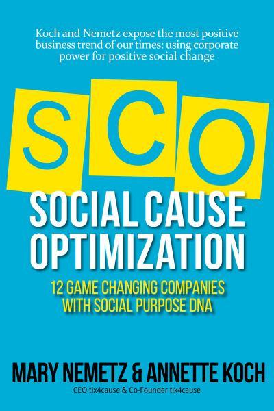 Social Entrepreneur & Tix4Cause Founder-CEO